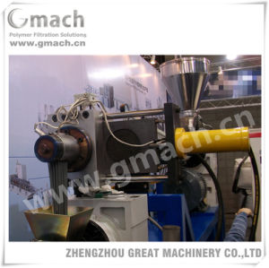 Plate Type Continuous Screen Changer for Plastic Foaming Products Extrusion Lines pictures & photos