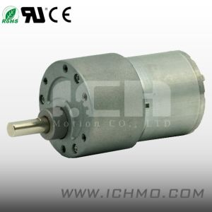 DC Gear Motor D372b1 (37mm) with High Ratio pictures & photos