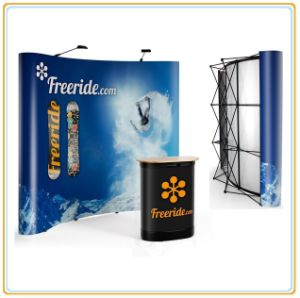 Exceptional Custom PVC Pop up Promotion Stand for Promotion Activities pictures & photos