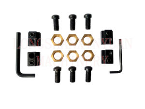 """5/8"""" T-Slot Deluxe Steel High Hardness Clamping Kit pictures & photos"""
