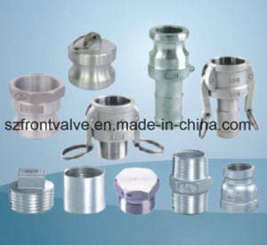 Investment Casting Stainless Steel Threaded Fittings-Coupling Od. Machined pictures & photos
