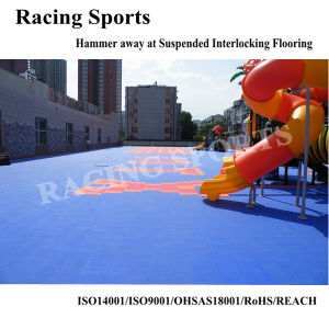 Portable Environmental Gym Floors Manufacture