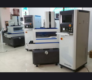 CNC EDM Wire Cut Machine Fr-600g pictures & photos