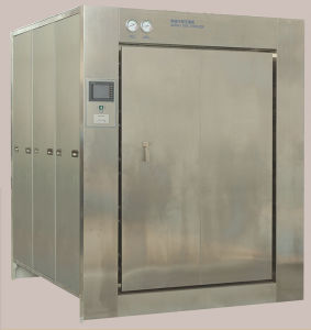 Rapid Cooling Sterilizer for Glass Bottle pictures & photos
