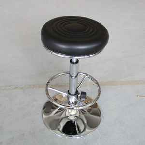Simple Outdoor Bar Stool Furniture Comfortable Salon Master Chair (FS-B602) pictures & photos