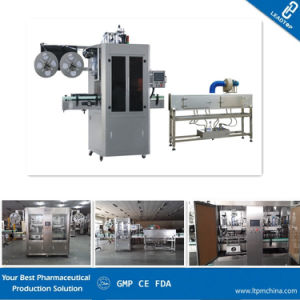 Beverage Bottle Shrink Sleeve Labeling Machine Shrink Wrapping Machine pictures & photos
