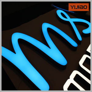 Hot Sale of Acrylic Luminous Characters pictures & photos