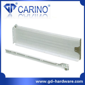 Metal Box Drawer Slide (54mm) pictures & photos