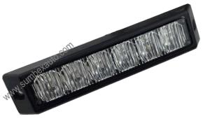 ECE R10 SAE IP67 6 Surface Mount LED Warning Strobe Light (SM3073-1)