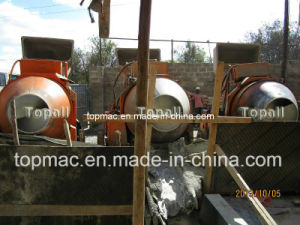 Rdcm350 Reversing Drum Diesel Concrete Mixer (JZR350) pictures & photos