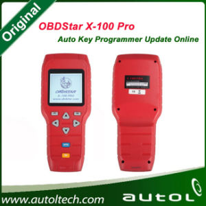 2016 New Product! ! ! Original X-100 PRO Auto Key Programmer New Generation of X100+ Key Programmer pictures & photos