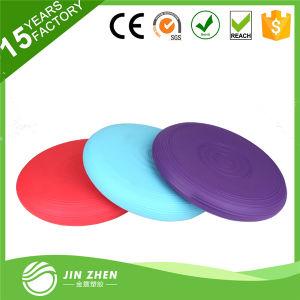 Massage Yoga Pilate Balance Disc Inflable Balance Cushion pictures & photos