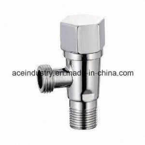 Brass Angle Valve with Hot Forging Process pictures & photos