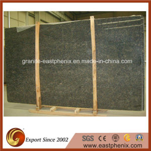 Surface Polished Caledonia Granite Slab pictures & photos