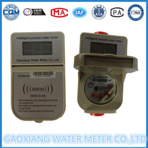 Prepaid Management System Water Meter with IC Card Dn15-Dn25 pictures & photos