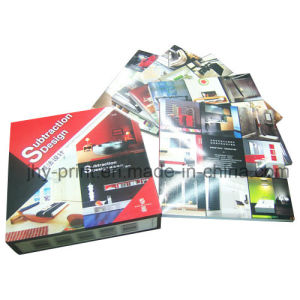 Hardcover Book with a Draw Box Printing Service (JHY-001) pictures & photos