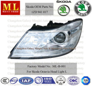 Auto Head Light for Skoda Octavia From Year 2008-2ND Generation (OEM Parts No.: 1ZD 941 017) pictures & photos