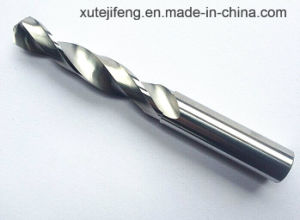 High Performance 5xd Carbide Twist Drill Bits for Aluminum Alloy pictures & photos