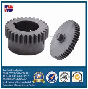 Gear Cutting Straight Cut Gears Bevel Gear pictures & photos