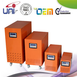 Lithium Battery/UPS/DC to AC Power Inverters/Battery Charger pictures & photos