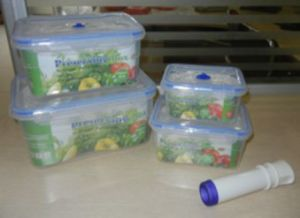 China Wholesale Hot Sale Plastic Food Container with High Quality pictures & photos