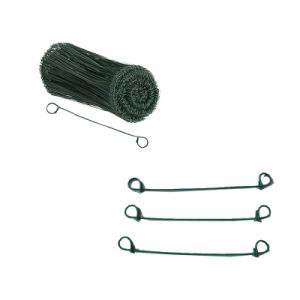 Black Iron Single Loop End Tie Wire pictures & photos
