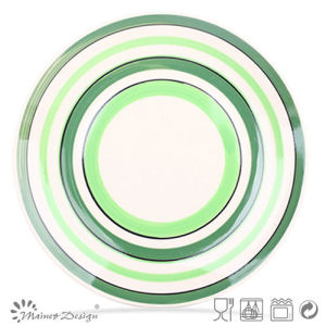 New Design Ceramic Cheap Handpainting Plate pictures & photos