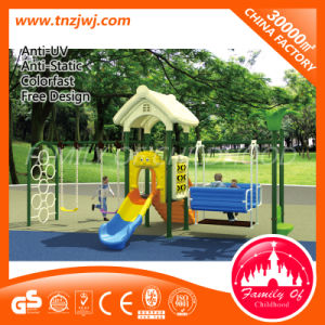 Factory Supply Outdoor Equipment Swings Slides Playground pictures & photos