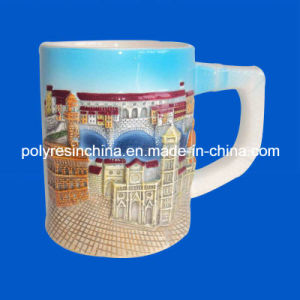 Tourist Cup Souvenir with Landscape View pictures & photos