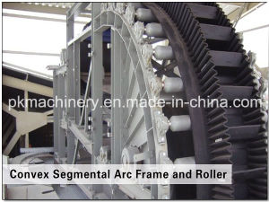 2016 Widely Used Mining Sidewall Inclined Belt Conveyor pictures & photos