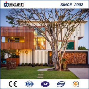 Flat Pack Container House Container Home with Bathroom pictures & photos