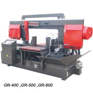 Automatic Angle Cutting Blade Metal Saw (GR-330) pictures & photos
