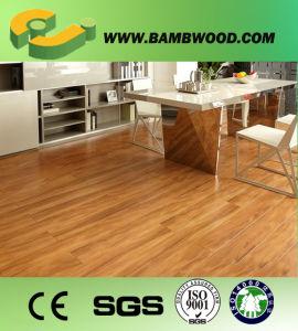 Natural Color Bamboo Flooring in China