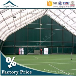 Solid Structure 25X50m Outdoor Sport Event Marquee Curved Tent with Flame Resistant pictures & photos