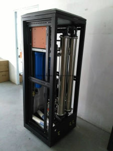 500lph Black Cabinet Series Industrial RO Water System pictures & photos