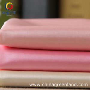 50d 100%Polyester Plain Dyed Lining Fabric pictures & photos