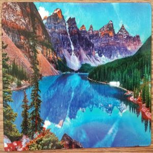 Sublimation Aluminum Metal Sheet for Photo Printing pictures & photos