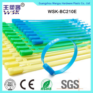 PP Material Plastic Injection Sealing Strips Security Lock pictures & photos
