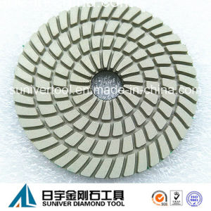Professional Diamond Polishing Pads for Stone Machine pictures & photos