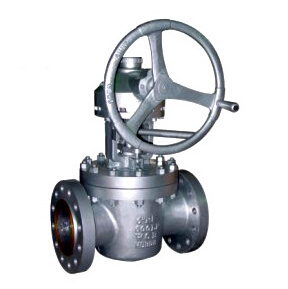 ANSI Lifting Plug Valve with Flanged Connection pictures & photos