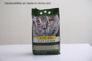 Original Color, Hard Clumping & Low Dust Bentonite Cat Litter pictures & photos