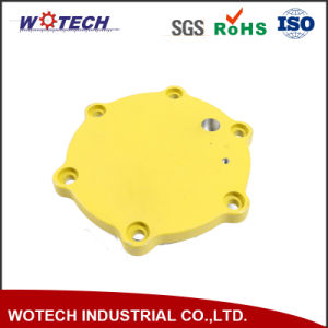 Sand Casting Cast Iron Components Machinery Metal Part