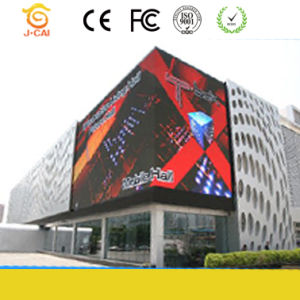 LED Screen Outdoor P10 LED Display LED Media Facades pictures & photos
