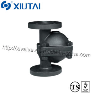 Vertical Free Ball Float Steam Trap (Flanged) pictures & photos