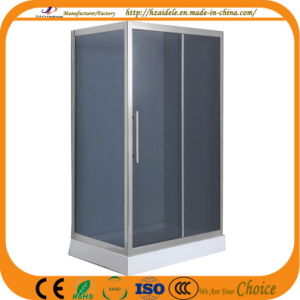 Left and Right Style 1 Side Sliding Door Shower Room (ADL-8002) pictures & photos