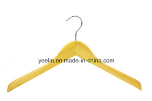 Yeelin Wooden Hanger for Clothes (YLWD-d7) pictures & photos