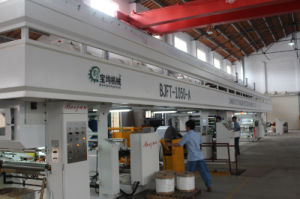 Good Efficiency Gfa Dry Type Plastic Film Laminator for Sale