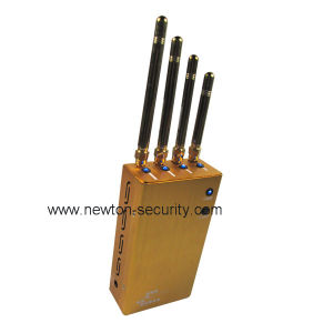 Portable GPS/WiFi/Cellphone Signal Jammer pictures & photos