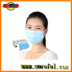 Disposable Non Woven Medical Face Mask pictures & photos