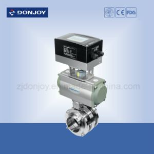 Il-Top-S Valve Positioner Assembly Rotary Actuator with Position Feedback pictures & photos